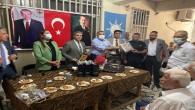 Samandağ AKP  Koordinatörü Arslan'dan Hatay Boks takımına tebrik