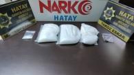 Antakya ve Samandağ ilçelerinde uyuşturucu sokak satıcılarına operasyon: 5 gözaltı