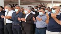 Vali Rahmi Doğan, Akyüz Ailesinin Cenaze Törenine Katıldı