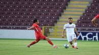 Atakaş Hatayspor Hazırlık Maçında Karşılaştığı Gaziantepspor'u 1-0 Yenmeyi Başardı
