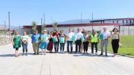 Aalen heyeti İskenderun-Arsuz bölgesindeki EXPO alanını ziyaret etti