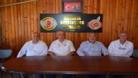 Antakya Belediye Başkanı İzzettin Yılmaz'dan AGC'ye ziyaret