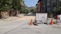 Hatay Büyükşehir Belediyesi Defne Akdeniz mahallesinde beton asfalt çalışmalarına başladı