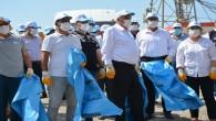 """Antakya Belediyesi """"Çevre Teamizliği"""" etkinliği düzenledi"""