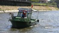 Asi Nehri'ndeki temizlik 15 Aralık'a kadar sürecek
