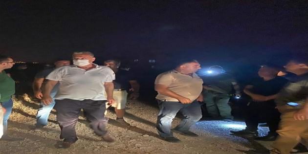 Antakya Belediyesi Dörtyol'daki yangın dolayısıyla seferber oldu