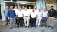 Altınözü ilçesini ziyaret eden Hatay Büyükşehir Belediye Başkanı Doç. Dr. Lütfü Savaş: Şu anda 13. Arıtma tesisini yapıyoruz!