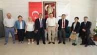 JICA heyetinin ağırlayan  Hatay Büyükşehir Belediye Başkanı Doç. Dr. Lütfü Savaş: Alt yapı ve Tesis ihtiyacı arttı!