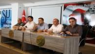 Hatay Büyükşehir Belediyesi olarak Hedef vatandaş memnuniyeti!