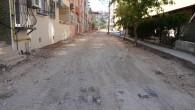 Hatay Büyükşehir Belediyesi Akdeniz Mahallesini asfaltlıyor