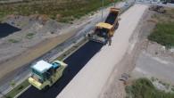 Hatay Büyükşehir Belediyesinden Arsuz Karaağaç'a asfalt