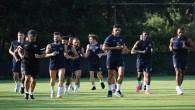 Atakaş Hatayspor Alanyaspor maçı hazırlıklarını sürdürüyor