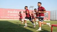 Atakaş Hatayspor futbolcularına kan testinden sonra  Laktat testi yapıldı