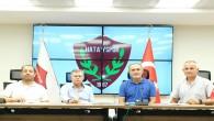 Atakaş Hatayspor Futbol Takımı Altyapı Genel Koordinatörlüğü görevine Aydın Günaydın getirildi