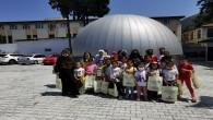 Antakya Belediyesi İlim ve Bilimi Buluşturdu: Kuran Kursu öğrencileri Bilim Merkezinde