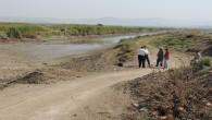 Karasu Nehri kurudu, Pamuk su bekliyor!