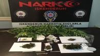 İskenderun'da uyuşturucu operasyonu: 85 göz altı, 5 kişi tutuklandı!