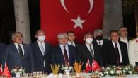 30 Ağustos Zafer Bayramı Resepsiyon Hatay Valisi Rahmi Doğan'ın ev sahipliğinde gerçekleştirildi
