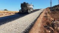 Hatay Büyükşehir Belediyesi Antakya Akasya Mahallesindeki asfalt serimini tamamladı
