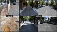 Antakya Belediyesi Akevler mahallesindeki asfalt çalışmalarını tamamladı