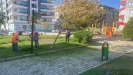 Antakya Belediyesi Park ve Yeşil alanlarda Bakım çalışmalarını sürdürüyor
