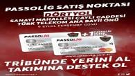 Atakaş Hatayspor Dörtyol'da da passolig satış noktası oluşturdu