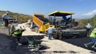 Hatay Büyükşehir Belediyesi Avuttepe-Seferli yolunu asfaltladı
