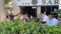Antakya Belediyesi Hürriyet Caddesinin temizlik ve düzen konularını gündeme aldı