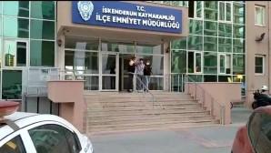 Polis, İskenderun'da 22 aracın lastiklerini patlatan kişiyi yakaladı