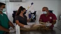 Hatay Büyükşehir Belediyesi minik dostların tedavisi için yeni cihazlar aldı