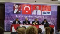 CHP'li Bülent Kuşoğlu: CHP ve ittifak ortaklarımız, halkımızla bir araya gelip güçlendirilmiş parlamenter sistemi kuracağız!