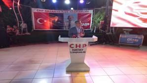 CHP Grupbaşkanvekili Özgür Özel: Atatürk bizden Cumhuriyet'in 100'üncü yılında Cumhuriyet'i yeniden kurtarmamızı istiyor!