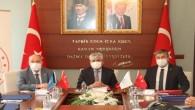 Hatay Valisi Rahmi Doğan, DOĞAKA'nın 99. Yönetim Kurulu toplantısına başkanlık etti!