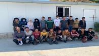 Belen ilçesi'nde 3 ayrı araçta 30 Kaçak göçmen yakalandı