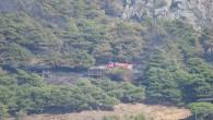 Habibi Neccar Dağındaki yangın  kontrol altına alınarak söndürüldü