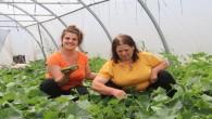 Hatay Büyükşehir Belediyesi Kadın üreticilerinin yanında olmaya devam ediyor