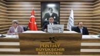 Hatay Büyükşehir Belediyesi UKOME Eylül ayı toplantısı gerçekleştirildi