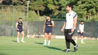 Atakaş Hatayspor Çaykur Rize spor maçı hazırlıklarını sürdürüyor