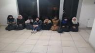 Hassa'da 22 yabancı uyruklu göçmen yakalandı