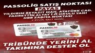 Atakaş Hatayspor Payas'ta da Passolig satış noktası  oluşturdu