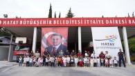 Hatay Büyükşehir Belediyesi İtfaiyesinden öğrencilere hayat kurtaran bilgiler!