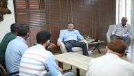Kırıkhan Başpınar Köyü sakinleri köylerindeki Taş Ocağını  Hatay Büyükşehir Belediye Başkanı Lütfü Savaş'a şikayet etti!