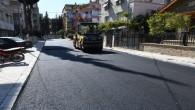 Antakya Belediyesi Kanatlı Mahallesinde Asfaltlama çalışmalarını başlattı