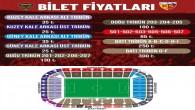 Atakaş Hatayspor Kayserispor maçı biletleri satışta