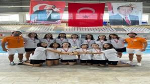 Hatay Büyükşehir Belediyespor Su Topu Takımı Türkiye ikincisi oldu
