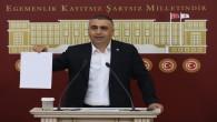 MHP Milletvekili Lütfi Kaşıkçı'dan İnşaat Mühendisleri Odasına Hodri Meydan!