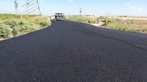 Hatay Büyükşehir Belediyesi'nden Reyhanlı Kuletepe ve Paşaköy mahallelerine beton asfalt