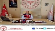 Hatay İl Sağlık Müdürü Dr. Mustafa Hambolat : Halk sağlığının korunması açısından yaklaşık 5 bin personel sahada hizmet veriyor!