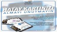 Hatay Samandağ'da Ulaşım'da kartlı sistem 20 Eylül'de başlayacak