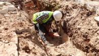 HAT SU: Su kayıplarını önleyecek çalışmalar tam gaz devam ediyor!